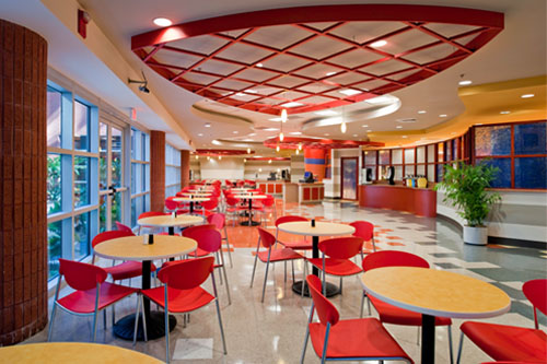 MHG Food Court.jpg - Memorial Hospital at Gulfport Food Court
